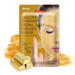 Zlatá maska Purederm...
